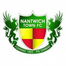 NANTWICH TOWN FC  -  NANTWICH  cheshire