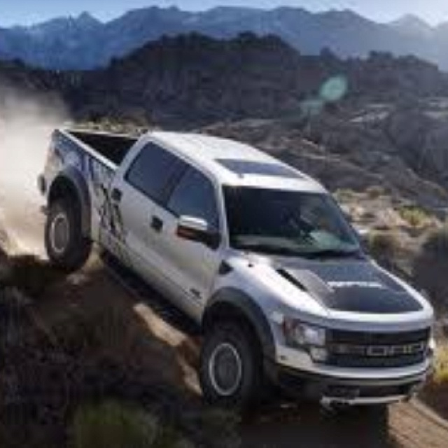 2012 Ford Raptor    So in love with this truck...wish I could afford the gas...