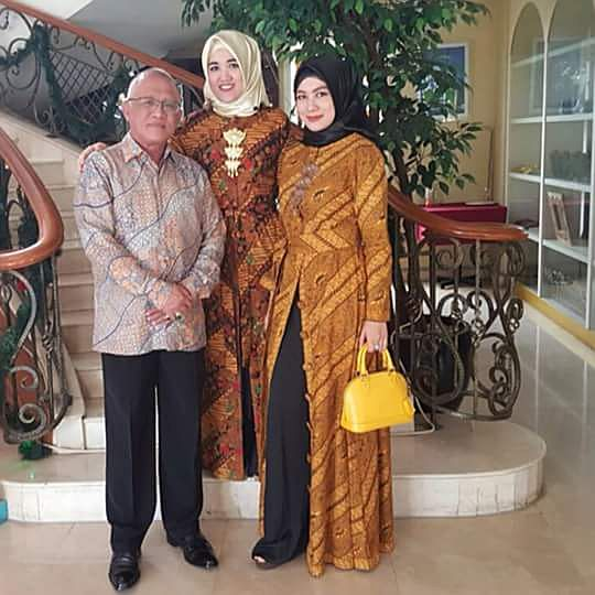 Batik for Hijab