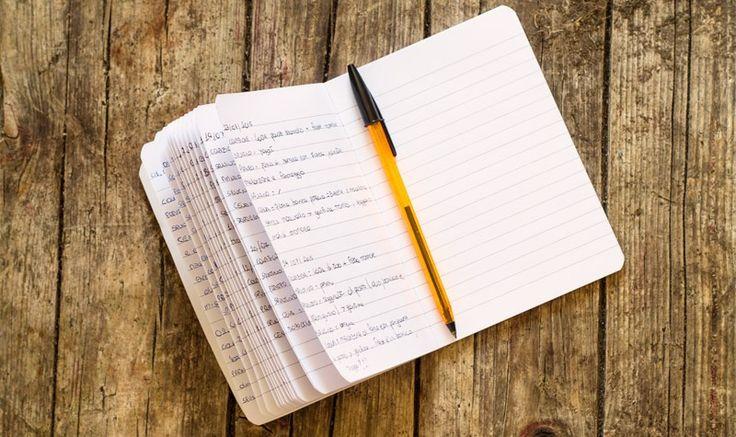 Perché può aiutarci tenere un diario alimentare