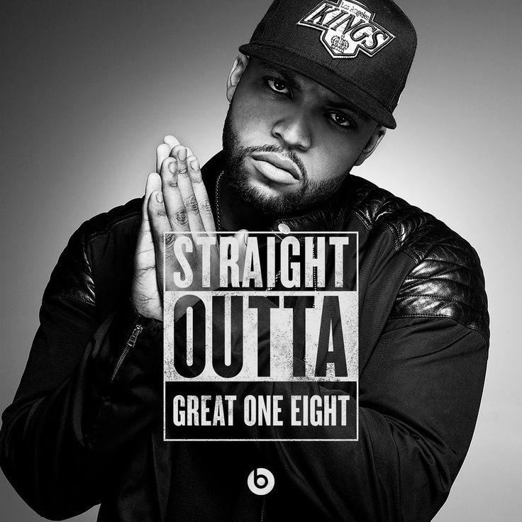 O'Shea Jackson @OsheaJacksonJr は Great One Eight 出身!  #StraightOutta で地元をレペゼンしよう!  あなたはどこ出身? http://beats.is/1Qnc0V5