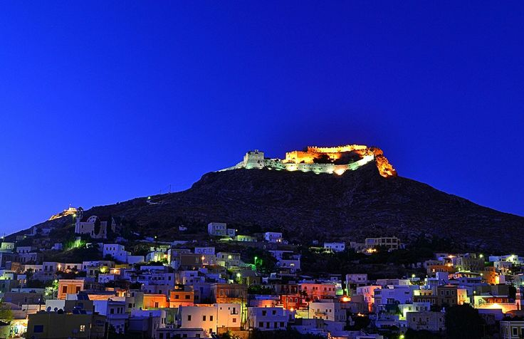 Pantelli Castle - Leros by Zeynep Ugurdag on 500px