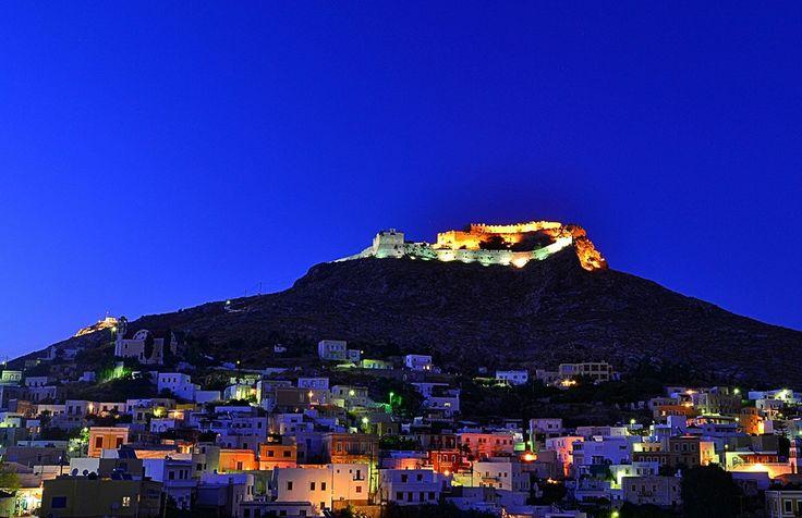Pantelli Castle - Leros by Zeynep Ugurdag on 500px