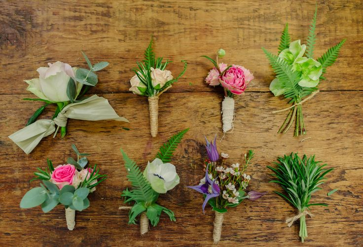 buttonholes examples