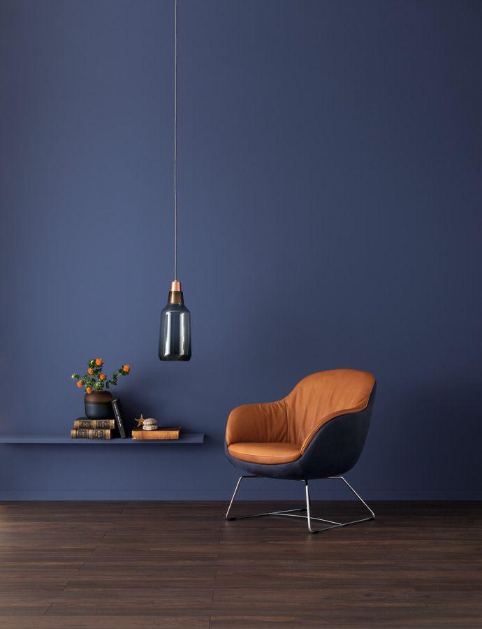 Unendliches Tiefseeblau Schoner Wohnen Farbe Schoner Wohnen Wandfarbe Schoner Wohnen Farbe Schoner Wohnen