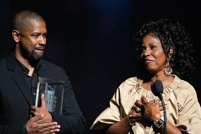 Denzel & Pauletta Washington The Top 15 Black Celebrity Couples… « Charcoal Ink