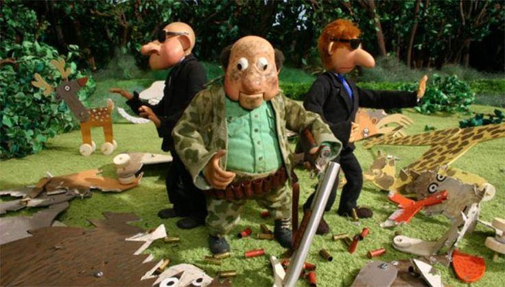 La tardor al bosc. Historietas de la serie de animación Capelito. Película con valores. Programación infantil Filmoteca de Cataluña. Cine para niños Bcn