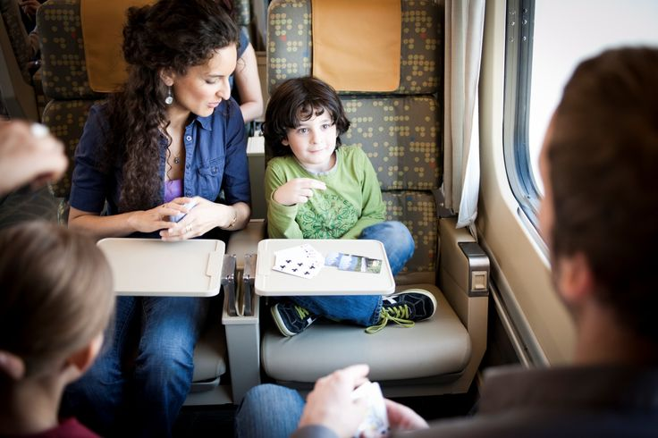 On most of our routes, kids are entitled to special touches that will make their journey even more enjoyable.