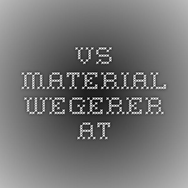 vs-material.wegerer.at