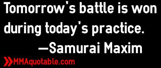 Motivational Quotes with Pictures: Samurai Quotes