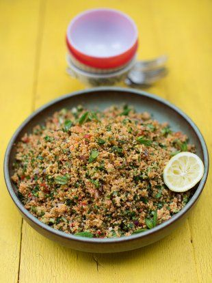 Kerryann's Turkish-style couscous Jamie Oliver Jamie's Food Tube: The Family Cookbook