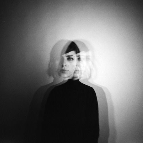 My Pinhole Photography / pinhole portrait of Nora Tschirner (for OBSCURA Book) by Novemberkind