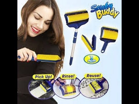 """DO YOU HAVE PETS? THIS IS THE PRODUCT FOR YOU THE AMAZING sticky buddy """"AS SEEN ON TV"""" sticky buddy is a Reusable Pet Hair Remover Brush  just dry it off and the Sticky Buddy becomes sticky to use over and over again Click here http://619.be/qsqy and get the Sticky Buddy for you & your pet"""