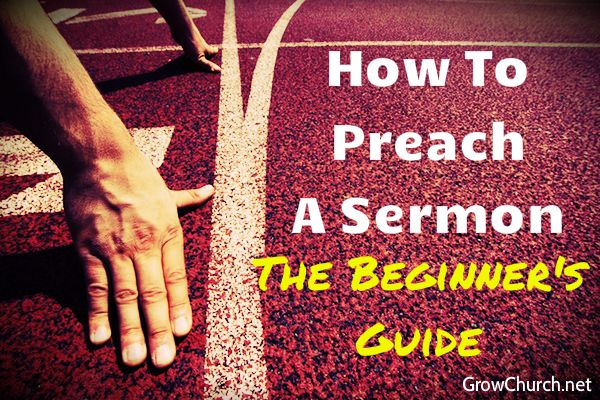how to write a sermon Spending more time than the minimum effective dose needed to produce excellent sermons wastes time that could be spent on other vital ministry tasks.