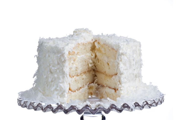 You can prepare this delicious dessert using a cake mix to save time, or use your favorite white cake or sponge cake recipe.