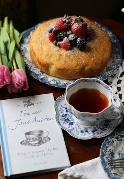 """But indeed I would rather have nothing but tea."" — Jane Austen (Mansfield Park)    (via thecharmofhome.blogspot.com)"