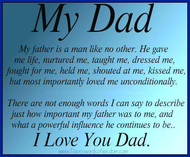 fathers day sayings son