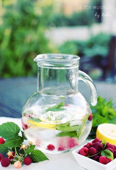 acque aromatizzate
