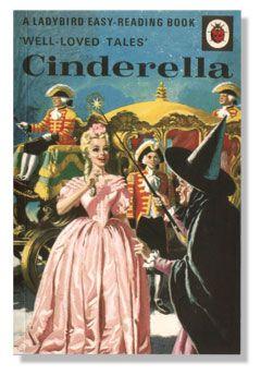 Ladybird Books - Cinderella.
