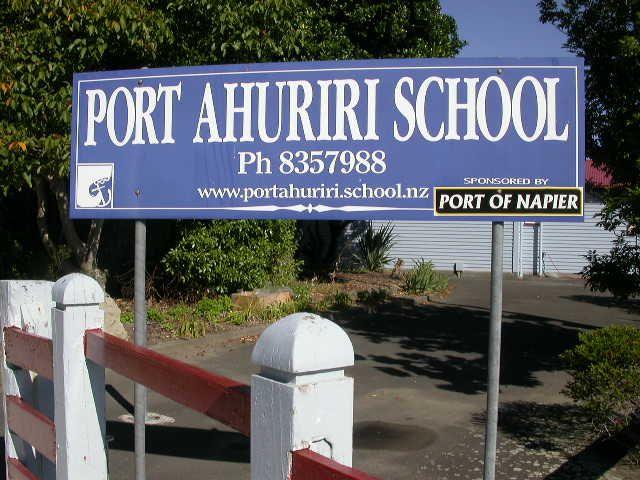 ニュージーランドへの小学校留学なら無料相談のヨッテコットへ|小学校留学 Port Ahuriri School