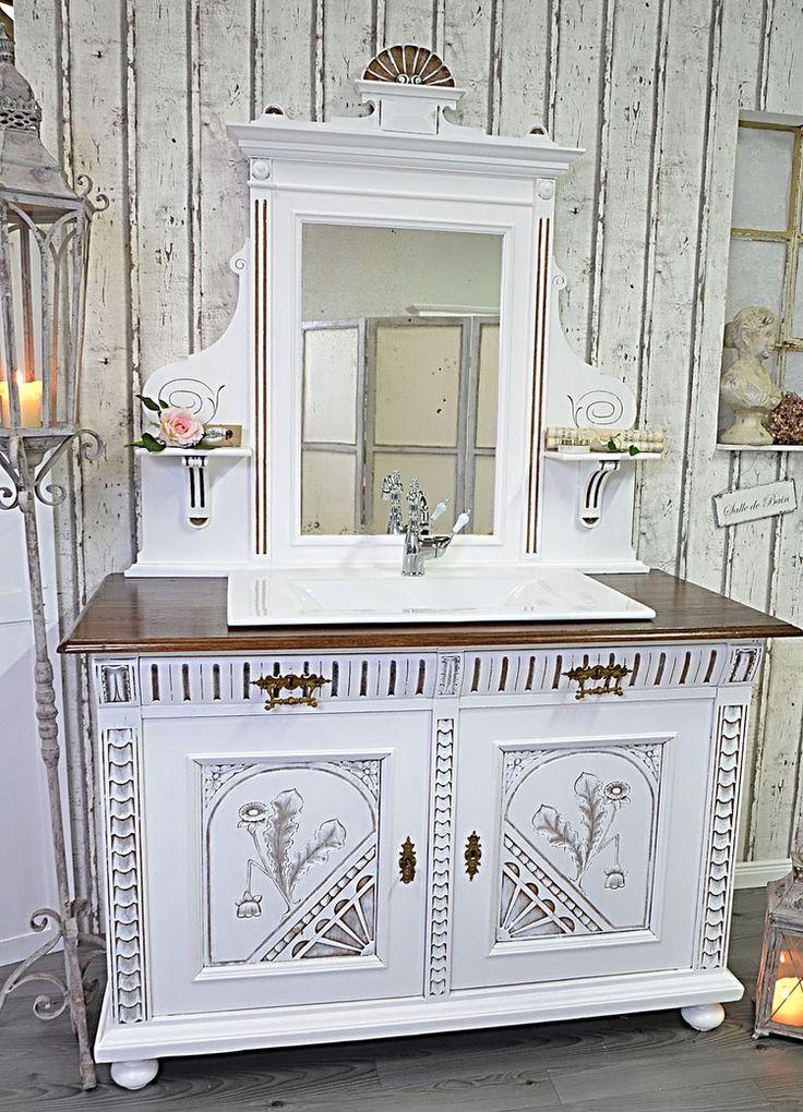 73 Besten Badezimmer Bilder Auf Pinterest | Badmöbel Landhaus