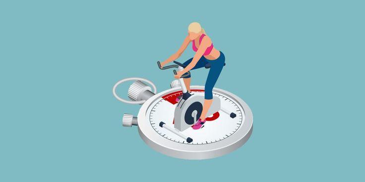 Высокоинтенсивные интервальные тренировки есть за что любить, но это не значит, что их стоит проводить каждый день. Чтобы не износить организм и не навредить здоровью, нужно знать, сколько раз в неделю можно выкладываться по максимуму.