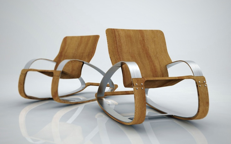 rocking chairs rocker product design forward rocking chair concept