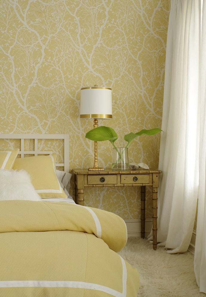 92 Best Bedrooms Are Better With Wallpaper Images On