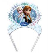 Karlar Ülkesi Frozen Taç. Doğum Günlerinizde Gelen Misafirlerinize Hediye Edebileceğiniz Güzel Bir Ürün