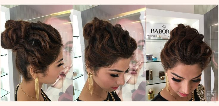 Hair Do @Kittn. To book an appointment call us @ 0184 - 4042229.