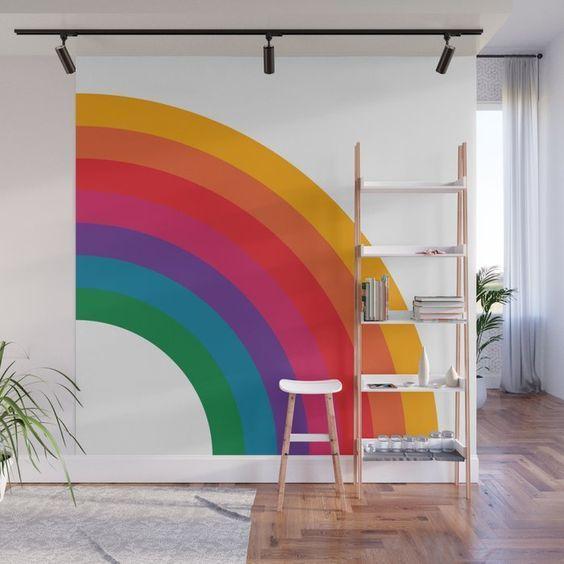 45 Creative Wall Paint Ideas And Designs Renoguide Australian Renovation Ideas And Inspiration In 2020 Malerei Schlafzimmer Wande Kinder Wandmalereien Kinderzimmer Streichen