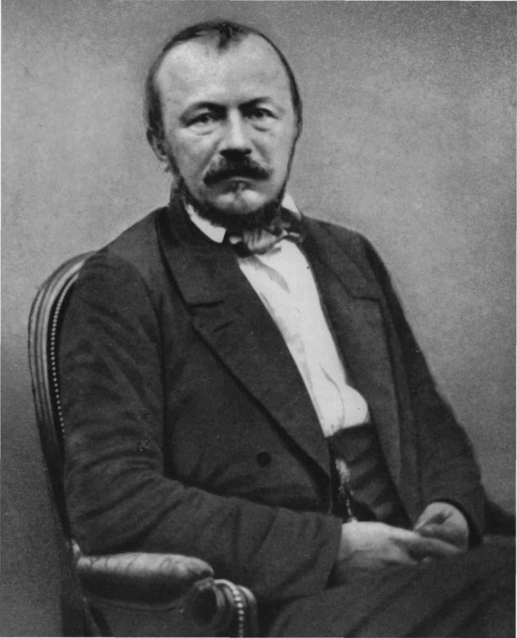 Gérard de Nerval, 1808-1855, poète romantique français | devoir-de-philosophie.com