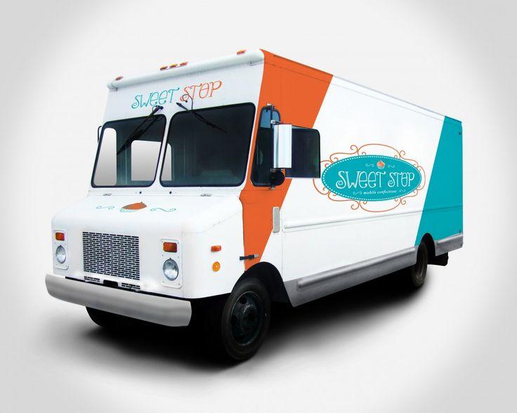 Custom Confections Food Truck