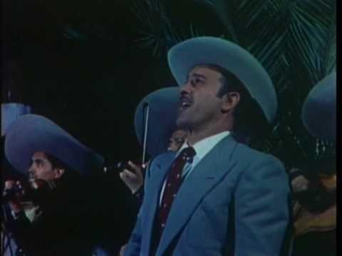 PEDRO INFANTE - TE AMARE VIDA MIA (1955 Remasterizada) - YouTube