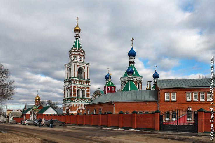 Воронеж. Казанская церковь - Voronezh