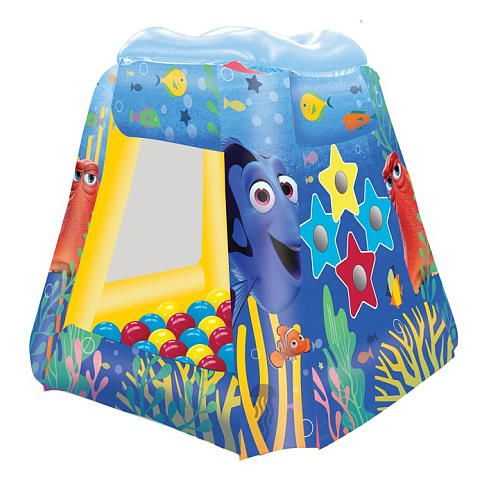 """Disney Finding Dory 'Fish Are Friends' Play Hut with Balls - Toys""""R""""Us"""