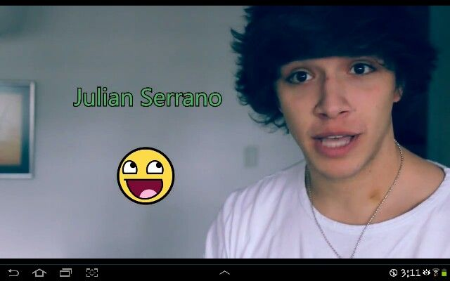 julian Serrano♥