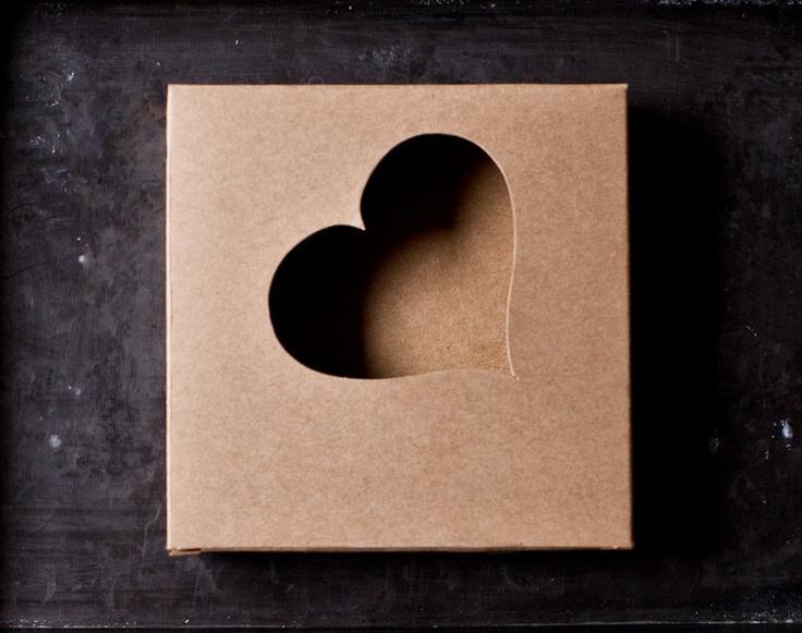 individual kraft cookie boxes