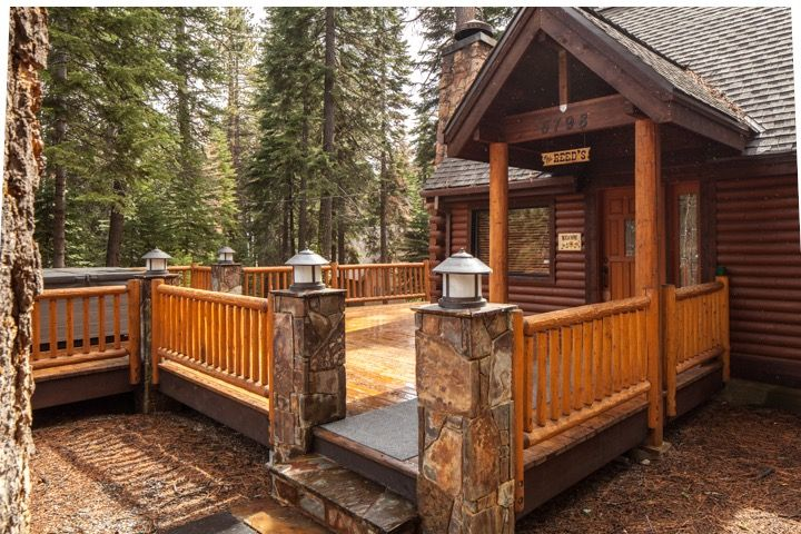 10 best north lake tahoe cabins images on pinterest for North lake tahoe cabin rentals