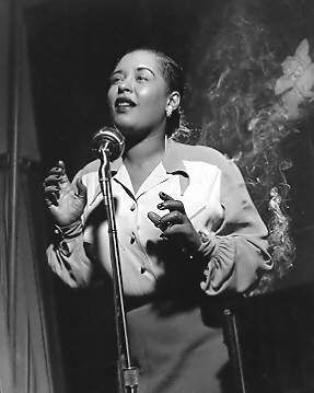 Billie Holiday all day                                                                                                                                                                                 More