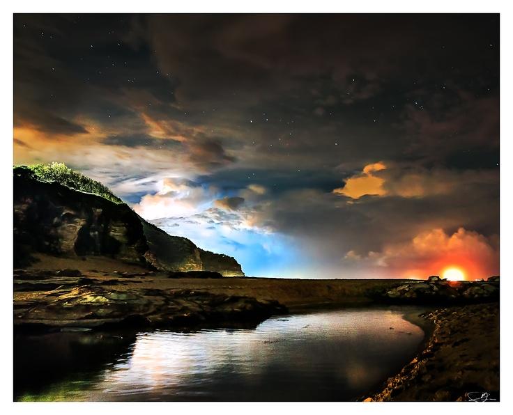 Stormy Coast VII by mdomaradzki.deviantart.com on @deviantART