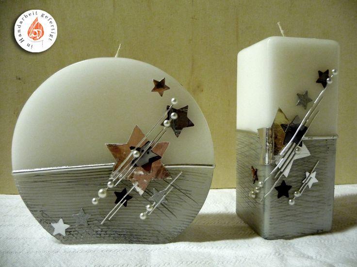 Kerzenmodelle - Ingrid Weitenthaler | Kunsthandwerkerin | Gaal | Murtal