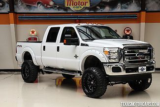 2011 Ford Super Duty F-250 FX4 6.7L Diesel Lift kit XD series wheels New tires