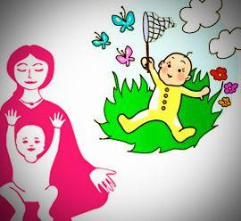 Children and meditation