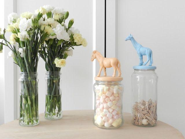 DIY: Botes de cristal decorados