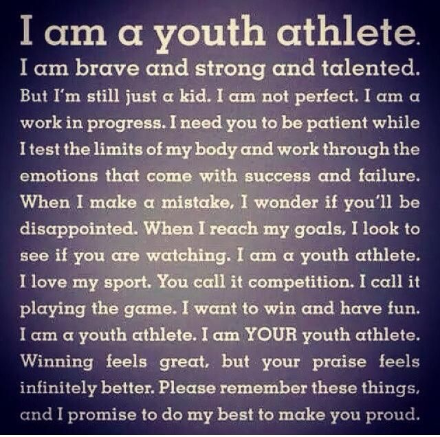 Best Motivational Quotes For Youth Athletes: Life And Loves