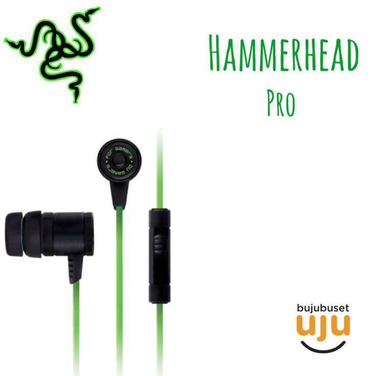 Razer - Hammerhead Pro IDR 879.999