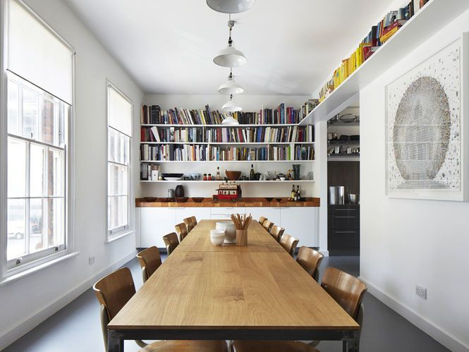 Eaton Terrace By Project Orange Dining Room