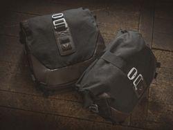 Legend Gear Saddle Bag Set - Left LS2 + Right LS2