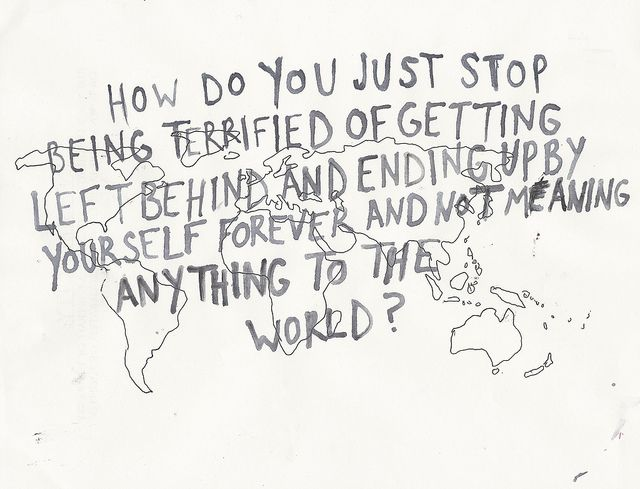 I've actually asked this question myself (though not as eloquently) John green you are amazing